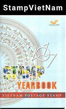 Viet Nam Stamps Post Yearbook 2017-new