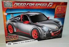 Mega Bloks Need For Speed Porsche 911 GT3 RS 95722 COMPLETE set