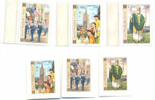 Ireland-St.Patricks day mnh gummed and self-adhesive mnh(2003)1571-6