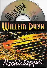 WILLEM DUYN - Nachtstapper CD SINGLE 2TR DUTCH CARDSLEEVE 1996 (KOCH)