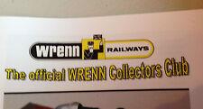 Wrenn FOURTEEN Official Collectors Club Membership Newsletters