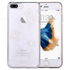 Comma Crystal Flora 360 Case wth Swarovski iPhone 7 Plus iPhone 8 Plus Silver TS