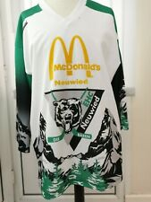 More details for ehc neuwied vintage hockey trikot jersey l 90s 80s