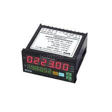 Digital Length Counter Panel Meter 1 Preset Relay Output AC/DC 90-260V G2R4