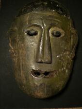 Ancien Masque  du  Bouthan