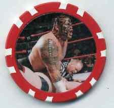 *Umaga * Raw Wwe Wrestling Chip