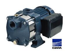 ELETTROPOMPA EBARA COMPACT AM8 IN GHISA, CENTRIFUGA, 230V 50Hz 0,8HP 0,6KW