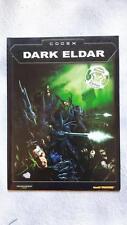 WARHAMMER 40,000 DARK ELDAR CODEX BOOK 40K