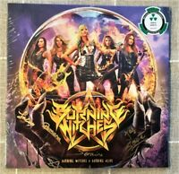 Burning Witches - S/T + Burning Alive (LTD. GOLD 2-LP + CD) Autographed by band