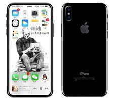 iPhone 8 Glossy Black 0.3mm Ultra Thin Shockproof Hard Case #Earlybird