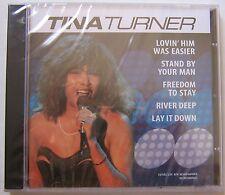 TINA TURNER  (CD) COMPILATION 13 TRACKS  NEW SEALED