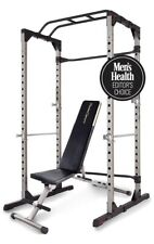 Fitness Reality 810XLT Super Max Power Cage with Weight Bench Combo.