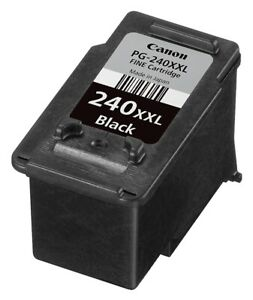 Canon 5204B001 PG-240XXL Ink Cartridge - Inkjet - 600 Pages - Black