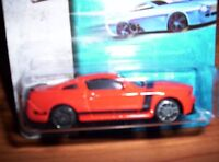 FORD MUSTANG BOSS 302 - MAISTO - SCALA 1/55