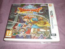 nintendo 3DS DRAGON QUEST VIII  l'odyssée du roi maudit  neuf sous blister