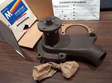 1971 to 1974 AMC JEEP CJ5 CJ6 WATER PUMP for 6 cylinder engine NOS.Made in USA