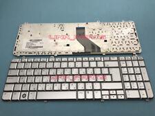 NEW HB Hebrew Silver Keyboard FOR HP DV6-1053TU DV6-1100 DV6-1200 1122TX 1228