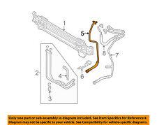 VW VOLKSWAGEN OEM 06-08 Passat 2.0L Transmission Oil Cooler-Feed Line 3C0317819A