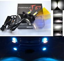 LED Kit G5 80W 9003 HB2 H4 10000K Blue Headlight Two Bulbs Dual Beam Upgrade H/L