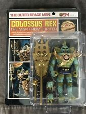 The Outer Space Men Colossus Rex Blue Variant