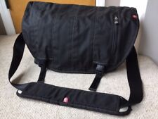 "BOOQ Nerve EUC Large Messenger Bag for 15""-17"" MacBook Pro or Laptop - BLACK"
