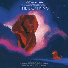 Various Artists - The Lion King: The Walt Disney Records Legacy Collection (2CD)