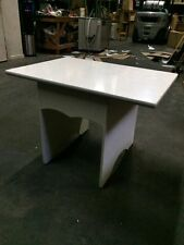 Used kid white table, good for homes daycares&preschools