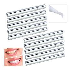 10 X Healthy Dental Home Use Teeth Whitening Pen Spark Stick Tooth Bleaching Gel
