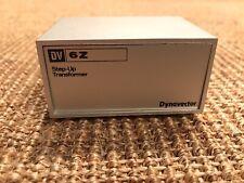 Dynavector DV6Z Step Up Transformer - Made in Japan