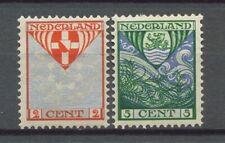 Nederland  199 - 200 a ongebruikt