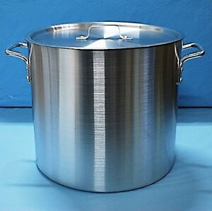 Aluminium Stock Pot 120ltr