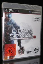 PS3 - DEAD SPACE 3 - UNCUT - LIMITED EDITION - Playstation - EGO-SHOOTER * NEU*