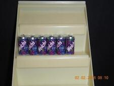 SODA CAN CHARMS 6 MINI (WELCH'S ) GRAPE  SODA CAN CHARMS / MANY USES!