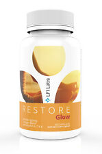Restore Glow - Dermatologist Recommended Anti-Aging Supplement w/ Collagen