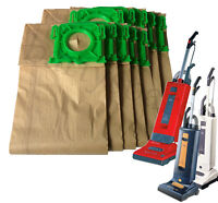 10 x DUST BAGS for  SEBO X4 extra X1 X1.1 VACUUM CLEANER hoover 5093ER