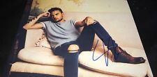 Liam Payne One Direction Singer Hand Signed 11x14 Photo COA Proof Look