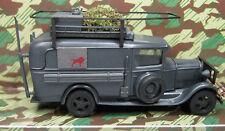 Busch 47728 - 1:87 H0 - Ford Mod. AA - Wehrmacht - Leichter Funkwagen - 10. Pz.