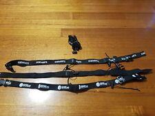 Triathlon race belts never used