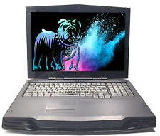 """Dell Alienware M17x 17"""" Notebook Core2 Duo 4GB 500GB HDD GeForce GTX 260 1GB"""
