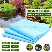 Fish Pond Liner Outdoor Skin Garden HDPE Membrane Landscaping Supplies Equipment
