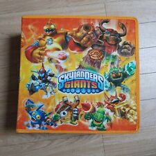 Skylanders Giants Large Official Figure Carry & Display Storage Case Bag