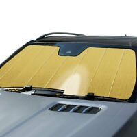 Autotech Park Front Windshield Sunshade Compatible with 2015-2020 Honda HR-V HRV Custom-fit Windshield Sun Shade