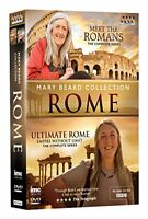 Mary Beard Collection - Rome - Meet the Romans and Ultimate Rome[Region 2]