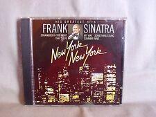 Frank Sinatra- New York New York- His Greatest Hits