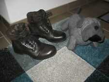 """CHAUSSURE / BOOTS """" BUNKER """" POINTURE 36"""