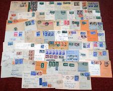 Repubblica - Storia Postale - Lotto di 63 buste - Alto valore  - ASTA !!!!!!!!