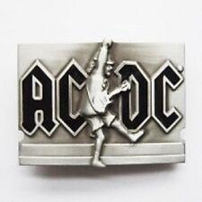 ACDC BOUCLE CEINTURE HARD ROCK MUSIC
