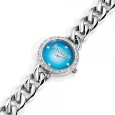 Just Cavalli R7253212503 Women Watch Chain JC WK Glitter Bracelet Time Stock
