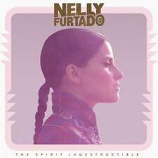 "NELLY FURTADO ""THE SPIRIT INDESTRUCTIBLE (DELUXE EDT.)"" 2 CD NEU"