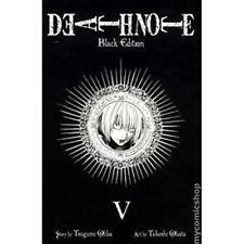 DEATH NOTE BLACK EDITION 5 (DI 6) RISTAMPA - PLANET MANGA ITALIANO - NUOVO